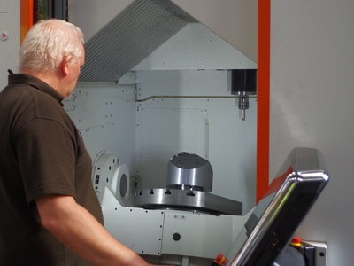 5 axis CNC machining Gloucestershire