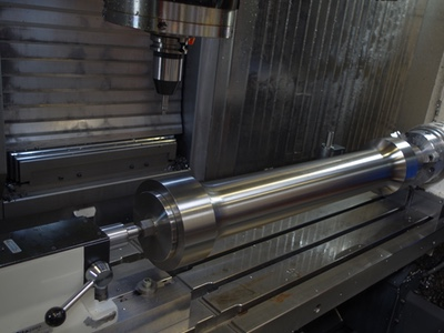 Large Part CNC Machining UK