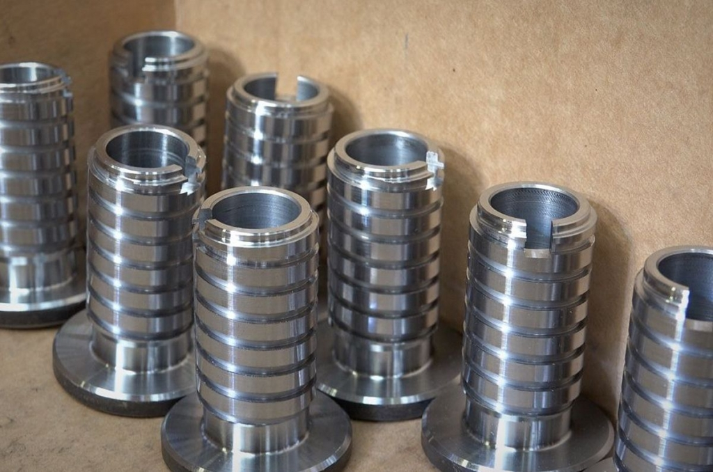 CNC Turning For Small Batch Complex Protoypes
