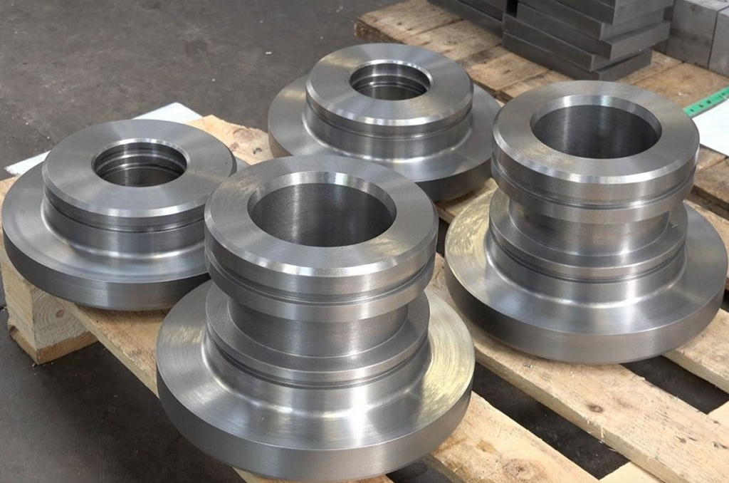 CNC Turning Services For High Volume Turned Parts