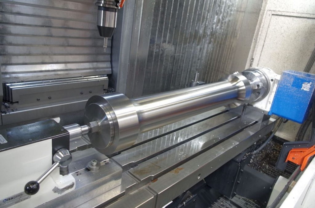 Large Part Machining up to 3 metres in Length